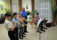 Vánoční  koncert pro Penzion Rosice
