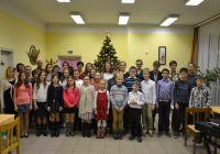 Vánoční koncert pro penzion Rosice 2015