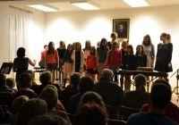 Vánoční koncert žáků 17. 12. 2015