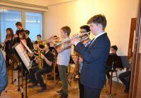Vánoční koncerty pro penzion Rosice a Seniorklub V. Bíteš 2016